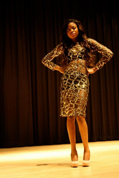 AFROCOUTURE  Fashion Show Design by: Dramatik Fanatic