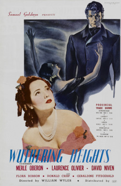 Movies I've Seen in 2012 193.  Wuthering Heights (1939) Starring:  Laurence Olivier, Merle Oberon, David Niven  Director:  William Wyler Rating:  ★★★/5