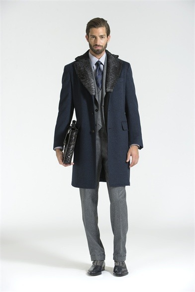 Brioni menswear Fall Winter 2012