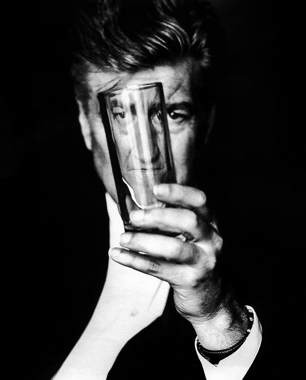 David Lynch by Ellen Von Unwerth