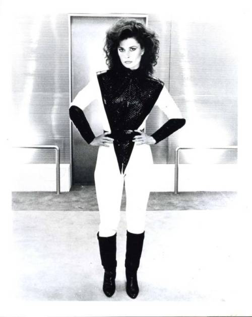 "Jane Badler as ""Diana"" in the original V."