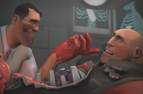 TF2 FACESWAP TIME  *shudder*