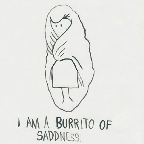 #burrito #sad #sometimes #lol by kendall_fancy http://instagr.am/p/RmKfYqDdFL/
