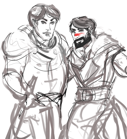 an unfinished portrait of the hawke bros