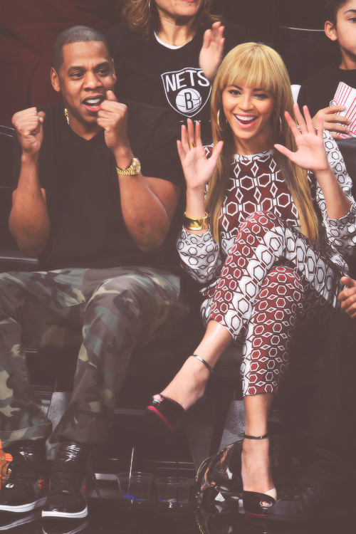 werelikediamondsinthesky:   Toronto Raptors vs Brooklyn Nets game