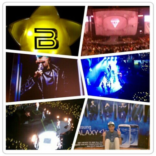My day yesterday #bigbang #alivetour #bestdayever #top #gd #sungri #taeyang #daesung #asians #everywhere #icandienow