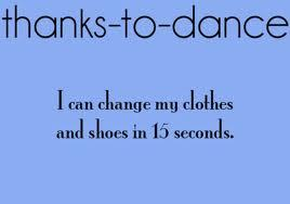 Good luck tomorrow Dance and Religion students!
