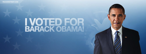 Barack Obama Facebook Covers