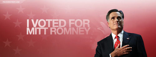 Mitt Romney Facebook Covers
