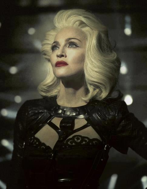 amen-madonna:  Girl Gone Wild (in color) still outtake.