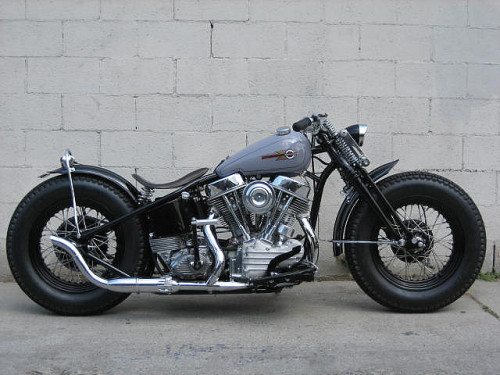 harley bobber p2 by rexhavoc on Flickr.