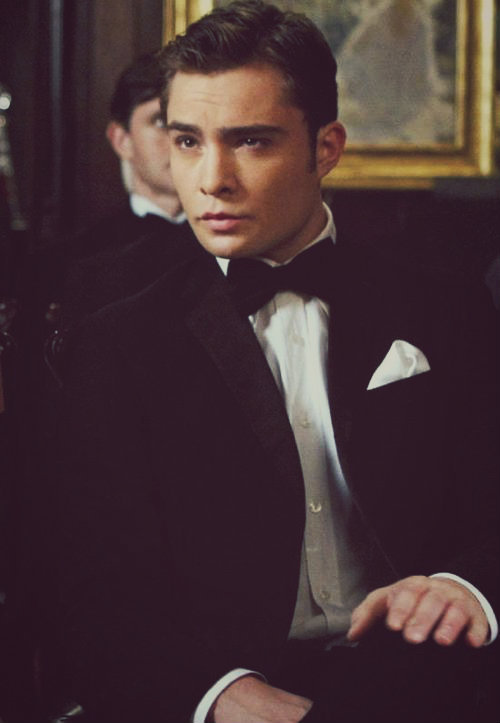 isolatedinhungerland:  Chuck Bass, my favorite fictional villain.
