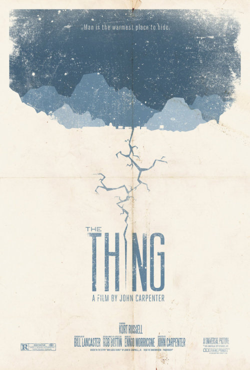 The Thing by Adam Rabalais