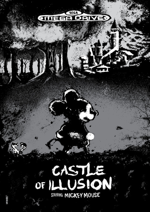 Castle of Illusion By Daniel Norris - @DanKNorris on Twitter