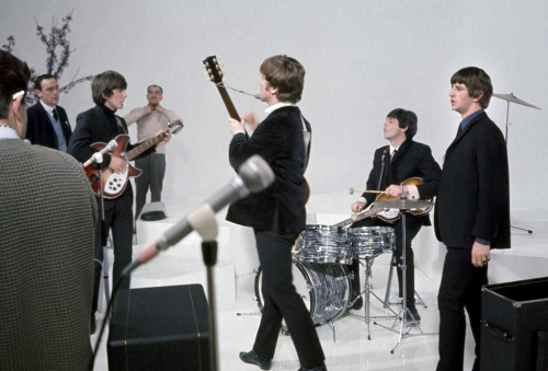 allrockallday:  The Beatles