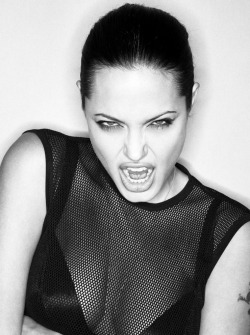 Angelina Jolie is perfect