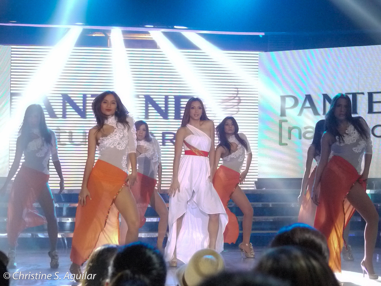 Iya Villania for Pantene Nature Care Sway
