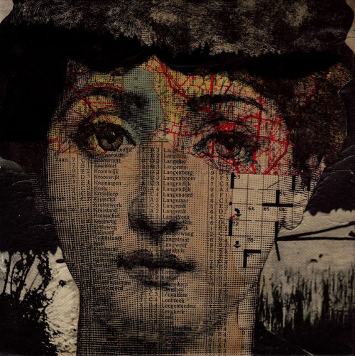 msneauxneaux:  Collage by Crafty Dogma on Flickr.