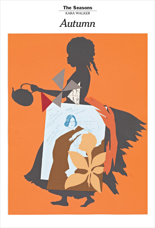 blackcurator:  Autumn (2008) Kara Walker