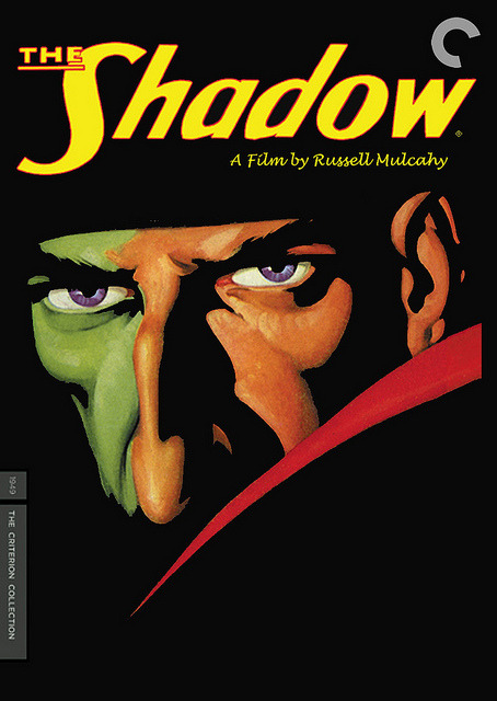 klappersacks:  The Shadow (1994) Criterion Collection by Paxton Holley on Flickr.