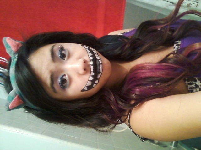 My Halloween costume this year c: