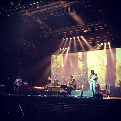 BOH Soundcheck  (at Alcatraz)
