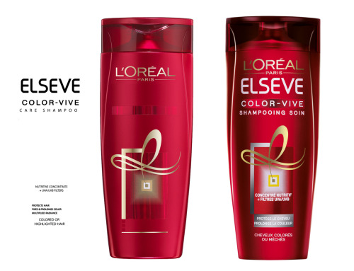 Elsève Color Vive - Retouches Packshot