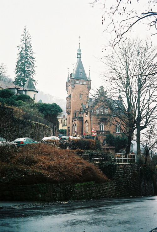 refluent:  Heidelberg, Germany 2006 (by albany_tim)