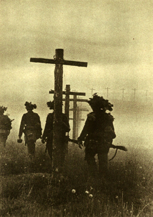 demons:  Crossing the Soviet border, June 1941