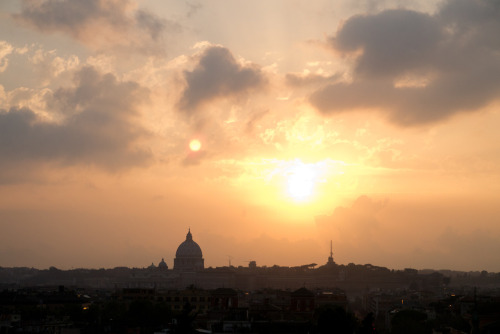 Sunset in Rome #1