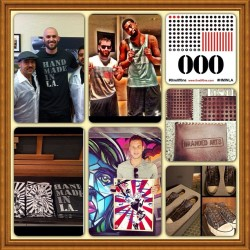 Everyone check out my friends @0ne0f0ne #000 #team #handmadeinla #art #design #apparel #custom #accessories #furniture #graphics #sports #nba #losangeles #brandedarts #0ne0f0ne @bwayne6 @blakegriffin32 @kevinlove