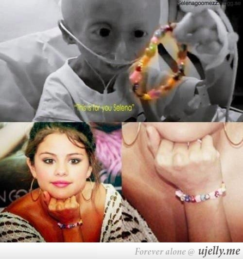 Such a sweet little girl :') I am praying and hoping for all those who have cancer. I hope you are okay :)