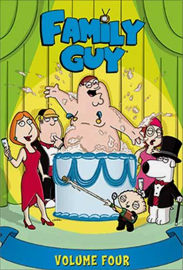 Season 4 best season of all Family Guy