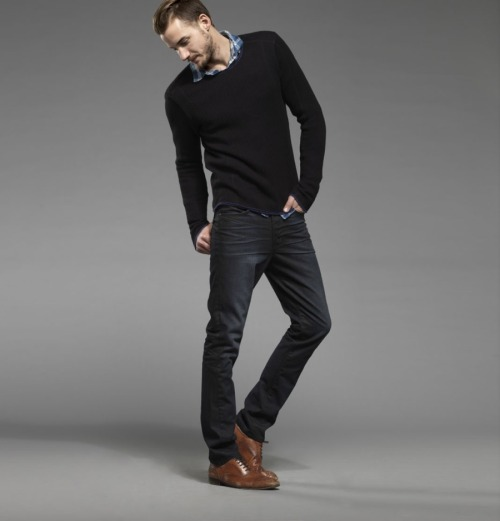 mensfashionworld:  Joe's Jeans F/W 2012 lookbook
