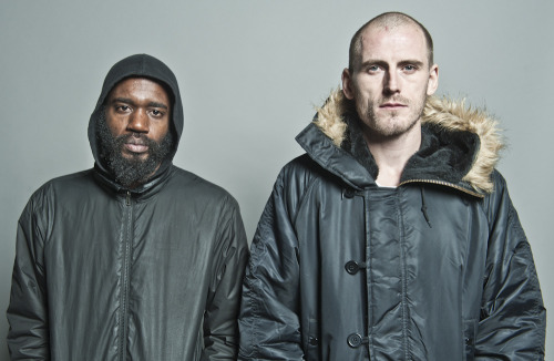 Death Grips at Pitchfork Music Festival Paris. Photo by Tom Spray— more here.
