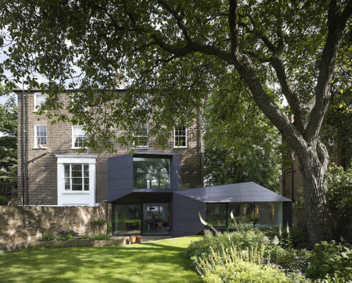 lens house | context ~ alison brooks architects