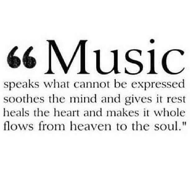 Everything #truestory today #music is #life
