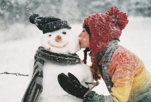 winter-night-memories:  ❅Winter Love ❅
