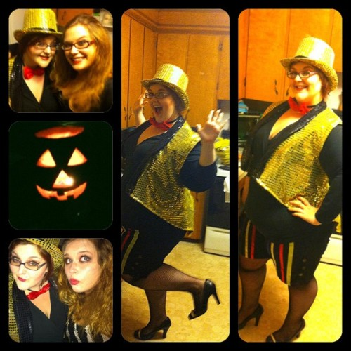Late Halloween photos lol
