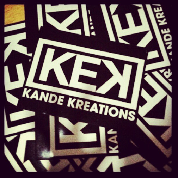 peekamelanie:  OMG THESE LOOK SOOOO FCKN DOPE! #KEKfam #kandekreations #gloving   New Magnets :D