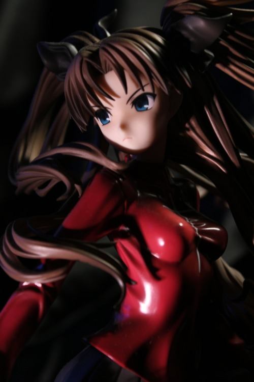 Photo 223: Rin Tohsaka Figure