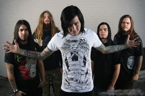 ilovesuicidesilence:  Needed some full band photos of Suicide Silence.
