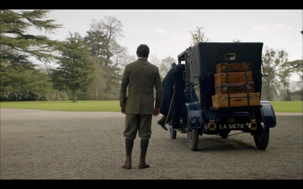 ed: From the first episode of Downton Abbey.