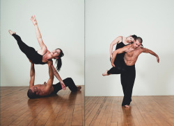 Inlet Dance Theatre / Improvisation Cleveland, Ohio Photograph : Lauren Stonestreet