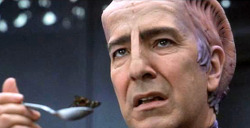 Watching Galaxy Quest.