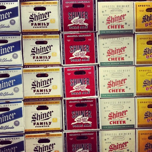 #shiner (at Whole Foods Market)