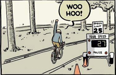 delightfulcycles:  hands up everyone who's tried this (via Cool bikes and cool people)