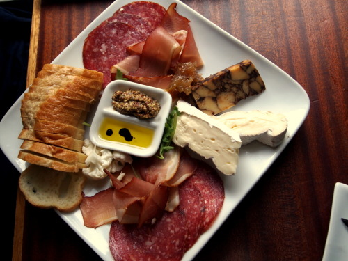 goodeat:  charcuterie @ the diamond, vancouver - july 28, 2012