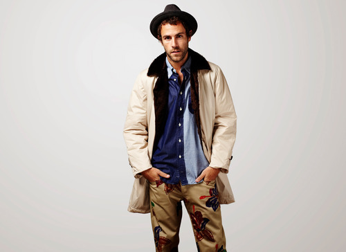 Shawn Joshwick in Mark McNairy for WITTMORE