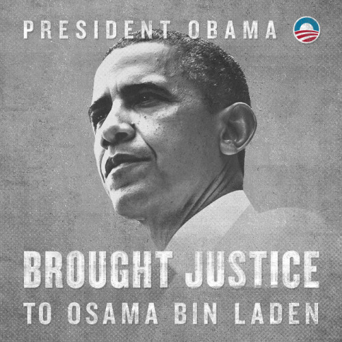 President Obama ordered a raid on Osama bin Laden's compound in Pakistan, eliminating the man responsible for the 9/11 attacks and the only leader al Qaeda had ever known.